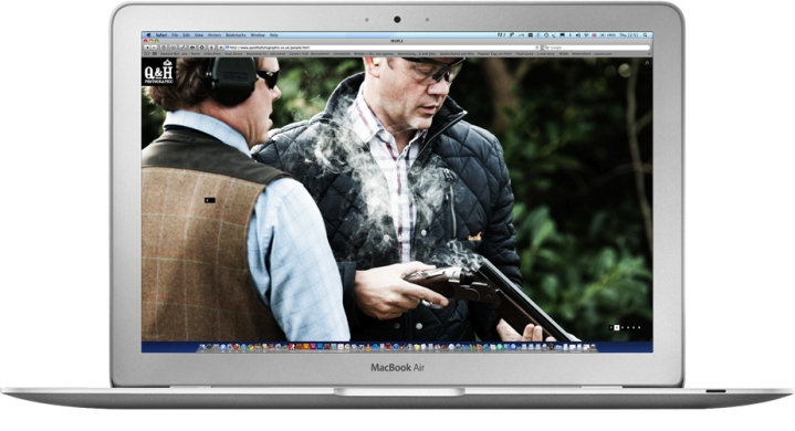 Q&H Photographic, an arm of Quirk&Hyll, has just launched a photography website