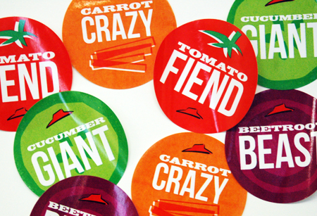 Pizza Hut kids' stickers